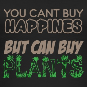 Cant buy Happiness - Plants work - Frauen Bio Tank Top