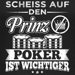 poker SCHEISS PRINZ - Frauen Bio Tank Top