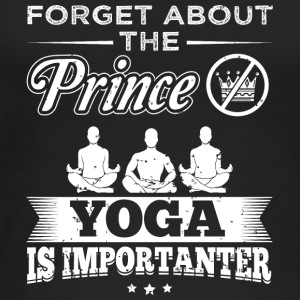 Yoga FORGET PRINCE - Women's Organic Tank Top