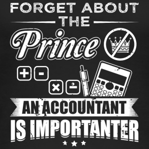 Accountant FORGET PRINCE - Women's Organic Tank Top