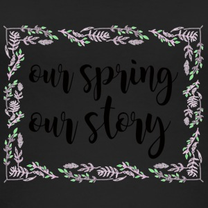 Spring Break / Springbreak: Our Spring. Our Story. - Frauen Bio Tank Top
