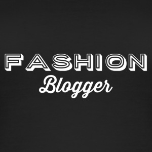 Fashion Blogger 2 - hvit - Øko-singlet for kvinner