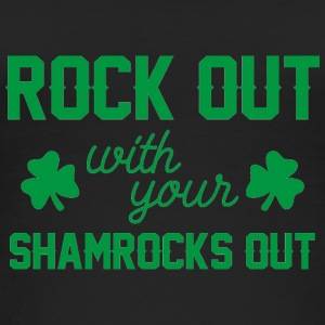 Irland / St. Patrick´s Day: Rock Out With Your - Frauen Bio Tank Top