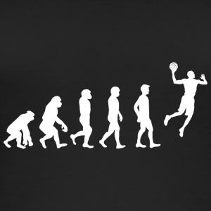 Basketball Evolution! - Frauen Bio Tank Top