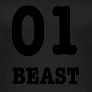 beast - Frauen Bio Tank Top