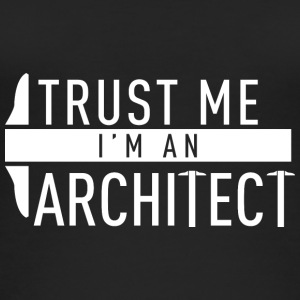 Trust me i'm an Architect - Women's Organic Tank Top