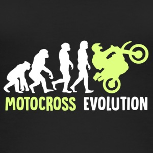 ++ ++ Motocross Evolution - Top da donna ecologico
