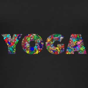 yoga - Øko tank top til damer
