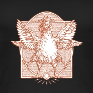 The rooster Vitruve3 - Women's Organic Tank Top