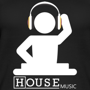 House Music - Vrouwen bio tank top
