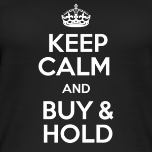 KEEP CALM AND BUY & HOLD - Frauen Bio Tank Top