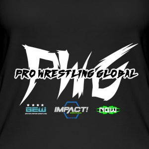 PWG favorable lucha global - Camiseta de tirantes orgánica mujer