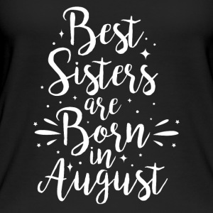 Best sisters are born in August - Women's Organic Tank Top