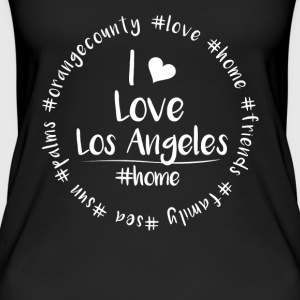I love Los Angeles - Orange County - Frauen Bio Tank Top