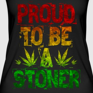 Proud To Be A Stoner - Women's Organic Tank Top