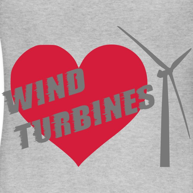 wind turbine grey
