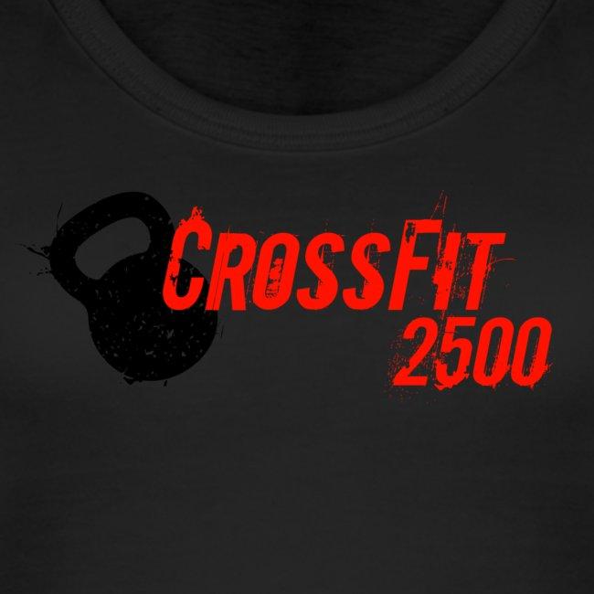 CrossFit 2500 farbig SM