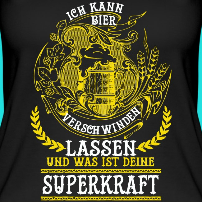 Bier Superkraft