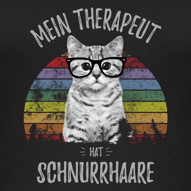 Vorschau: Therapeut Katze - Frauen Bio Tank Top von Stanley & Stella