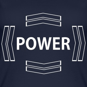 power - Women's Organic Tank Top