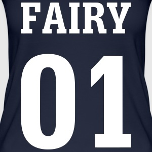 Fairy 01 - Frauen Bio Tank Top