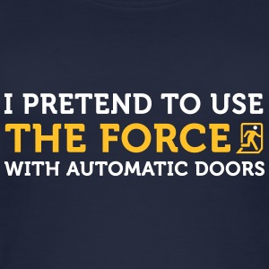 1139 i open automatic doors with the force od - Women's Organic Tank Top