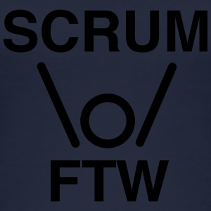 SCRUM FTW - scrum for at vinde - Øko tank top til damer