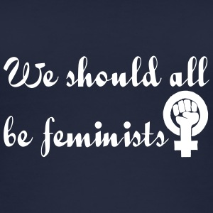 We should all be feminists - Women's Organic Tank Top
