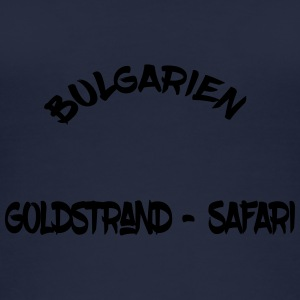 Bulgarien Golden beach Safari - Ekologisk tanktopp dam