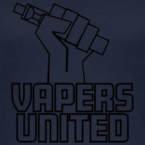 Vapers United - Vapefist - Top da donna ecologico
