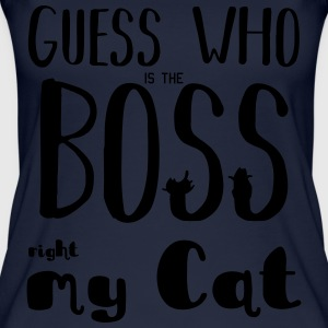 Guess who is the Boss - Frauen Bio Tank Top