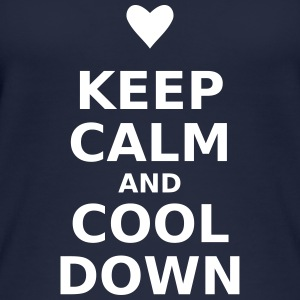 Keep calm and cool down - Women's Organic Tank Top