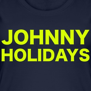 Johnny Holidays - Women's Organic Tank Top
