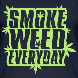 SMOKE_WEED_EVERYDAY - Frauen Bio Tank Top