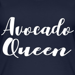avocado dronning - Øko tank top til damer