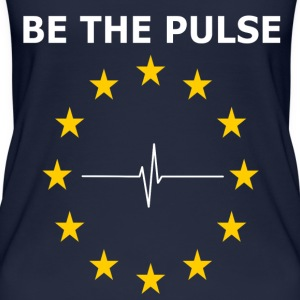 BE THE PULSE - Vrouwen bio tank top