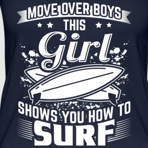 Surf MOVEOVER - Women's Organic Tank Top