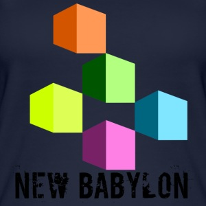 new Babylon - Top da donna ecologico