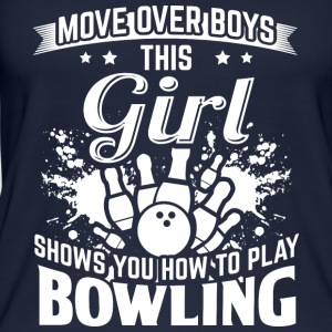 Bowling MOVEOVER boys - Women's Organic Tank Top