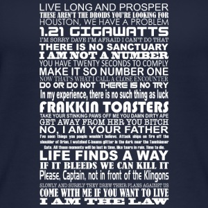 Sci Fi Quotes - Women's Organic Tank Top
