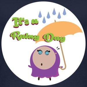 Rainy day - Top da donna ecologico