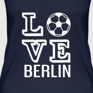 LOVE BERLIN - Frauen Bio Tank Top
