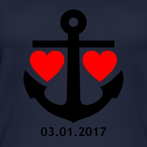 03/01/2017 Relationship Shirt - Women's Organic Tank Top