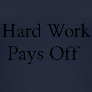Hard Work - Frauen Bio Tank Top