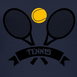Tennis! - Women's Organic Tank Top