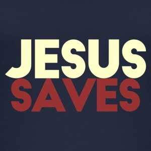 Jesus Saves - Women's Organic Tank Top
