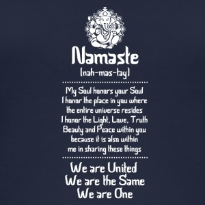 NAMASTE | WE ARE .... - Women's Organic Tank Top