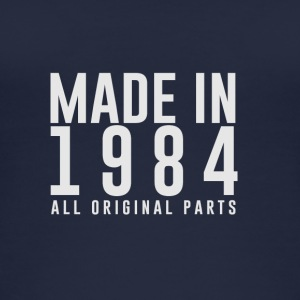MADE IN 1984 - ALLE originale dele - Øko tank top til damer