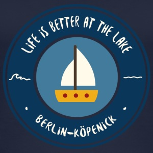 LIFE IS BETTER AT THE LAKE | Koepenick - Women's Organic Tank Top