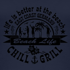 Chill Grill East Coast - Women's Organic Tank Top